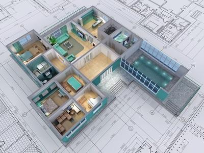 Conseils pour rallier peinture et architecture à l'intérieur d'une habitation